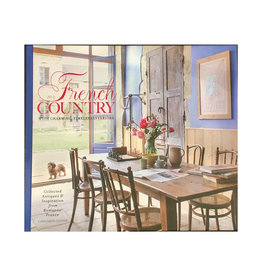 French Country - With Charming Timeless Interiors - By Cindy Smith Cooper