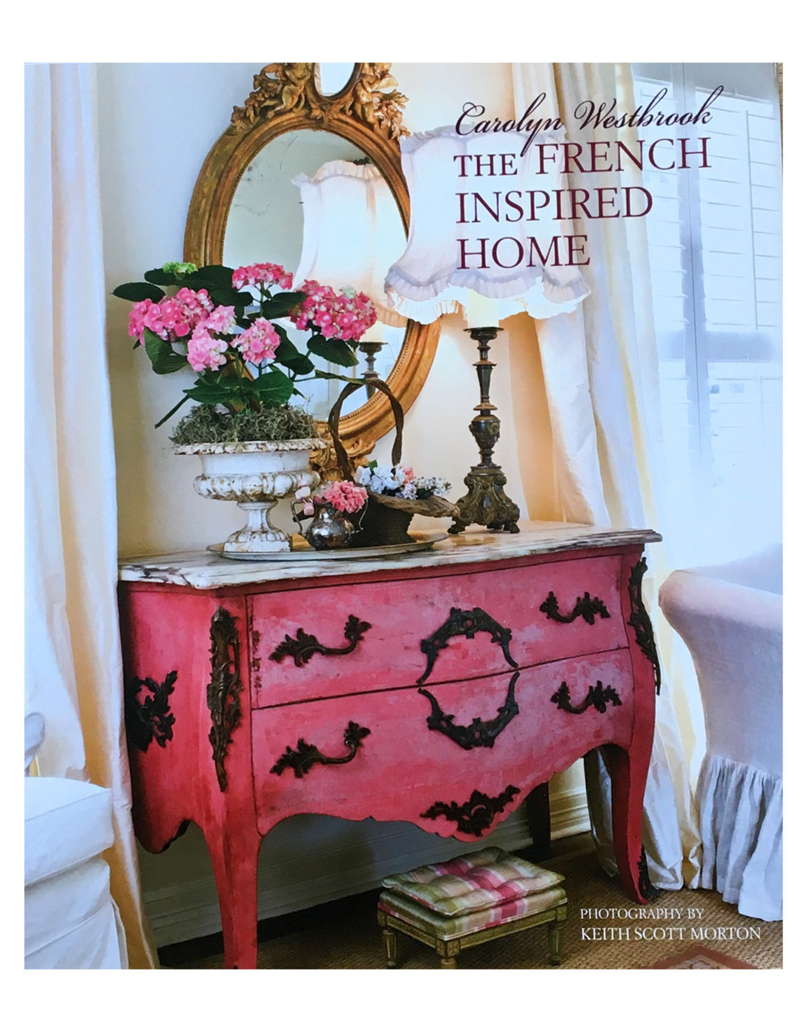CGDistributors French Inspired Home - By Carolyn Westbrook