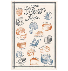 French Cheese Dish Towel