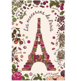 SDE Macarons de Paris Dish Towel
