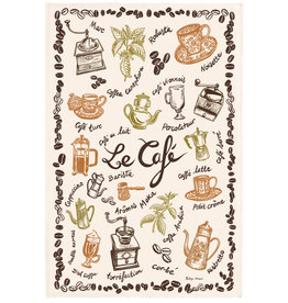 42F Coffee Dish Towel