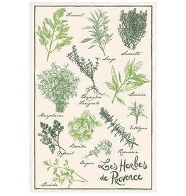 Herbes de Provence Dish Towel
