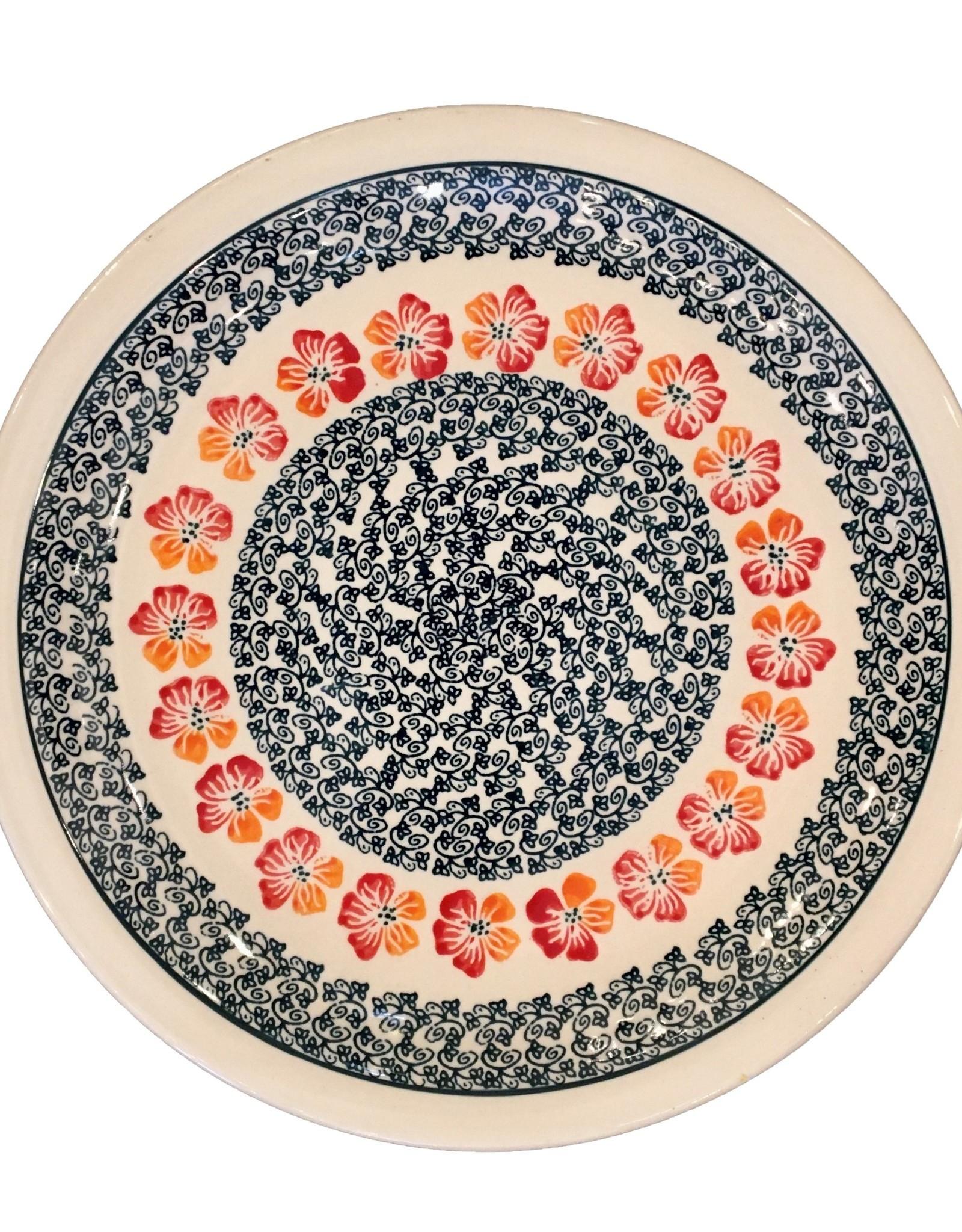 Dinner Plate - Flowers