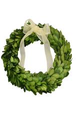"Boxwood 8"" Wreath"