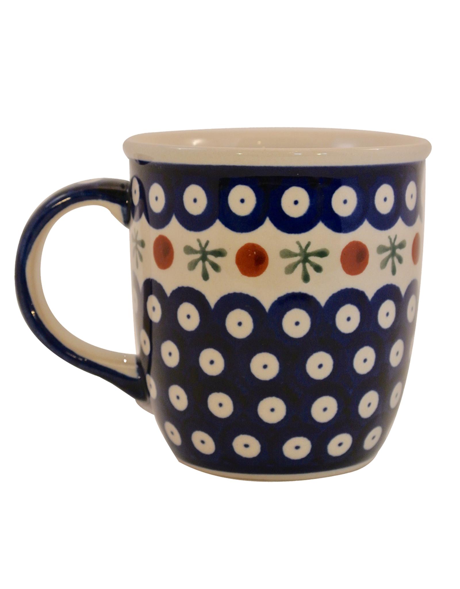 Polish Pottery Mug - Old Poland