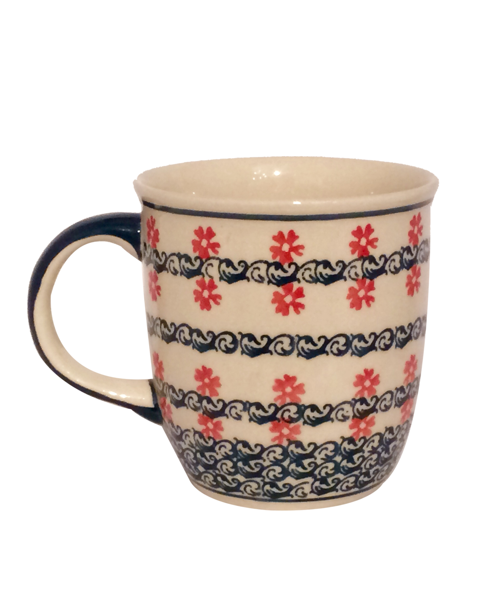 Mug - Red/Blue