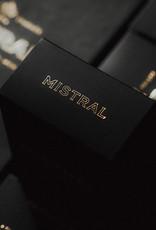 Black Amber Cologne 100 ml - Mistral Men's Collection