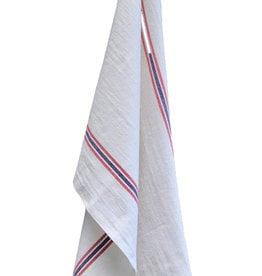 "Charvet Editions Charvet Editions - Bistro/Tea Towel Blanchi Drapeau - 21""x30"""
