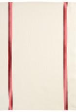 "Charvet Editions - Bistro/Tea Towel Piano Red - 20""x30"""