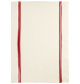 "Charvet Editions - Bistro/Tea Towel Piano Red - 20""x30"""