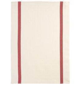 "Charvet Editions Charvet Editions - Bistro/Tea Towel Piano Red - 20""x30"""
