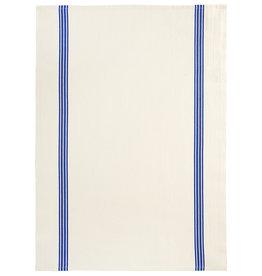"""Charvet Editions Charvet Editions - Bistro/Tea Towel Piano Blue - 20""""x30"""""""