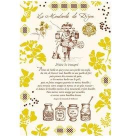 Moutarde De Dijon Dish Towel