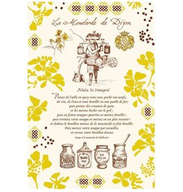 SDE Moutarde De Dijon Dish Towel