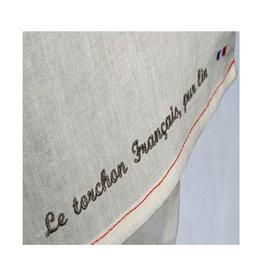 "Charvet Editions Charvet Editions - Bistro/Tea Towel Le Torchon Francais - 21""x30"""