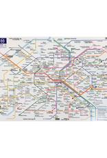 SDE Plan RATP Dish Towel