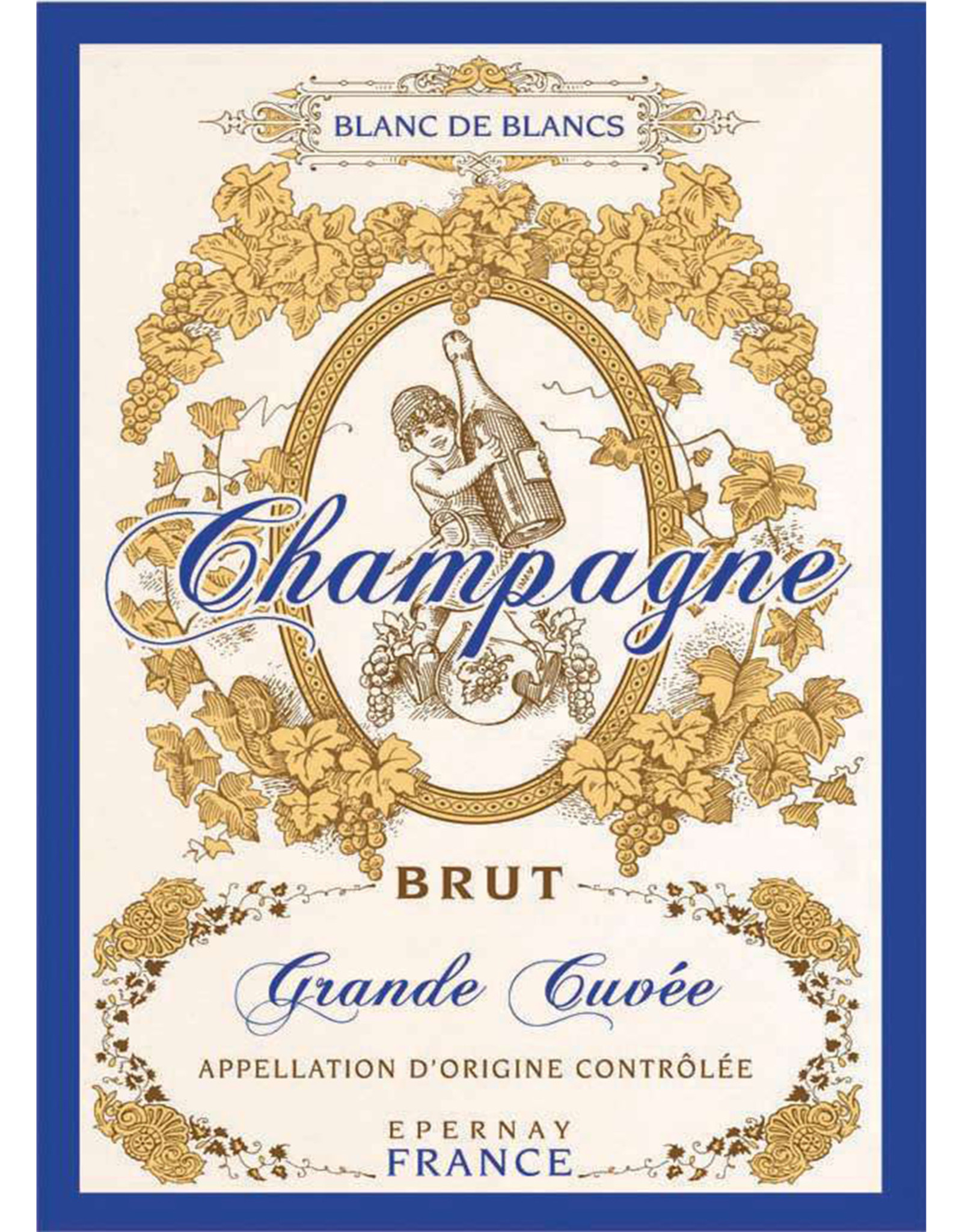 SDE Champagne Brut Kitchen Towel