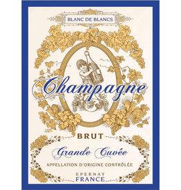 Champagne Brut Kitchen Towel