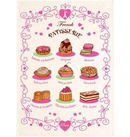 SDE French Patisserie Kitchen Towel