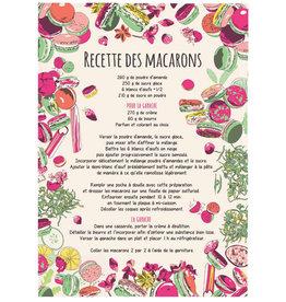 SDE Recette Des Macarons