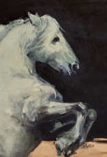 """Salt"" - Oil on Canvas. 30"" x 48"" Ewa Perz"