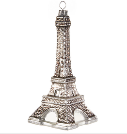 RI EIFFEL TOWER ORNAMENT - 5""