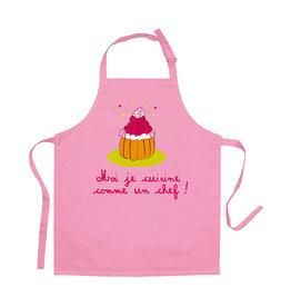 SDE Je Cuisine - Childrens Apron