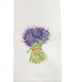 Towel - Lavender Bunch