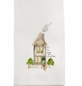 Towel - I'll Be Home for Christmas