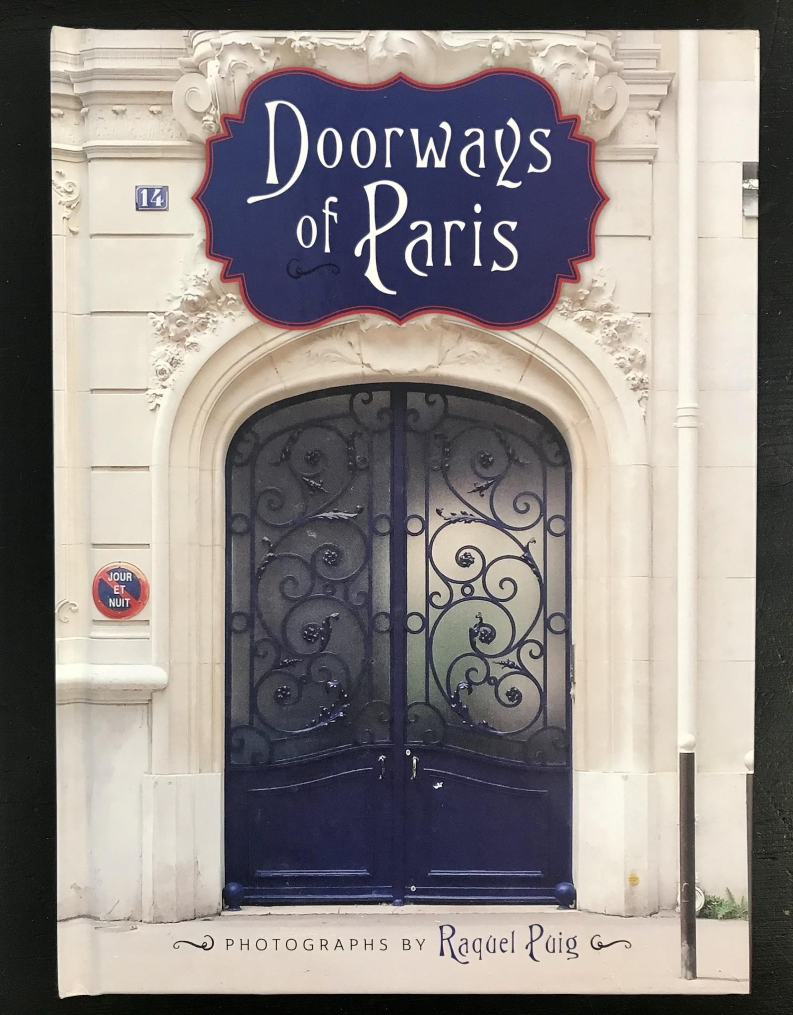 CGDistributors Doorways of Paris - Photographs by Raquel Puig