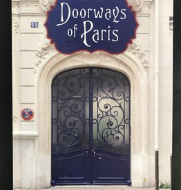 CGDistributors Doorways of Paris - Photographs by Raquel Puig