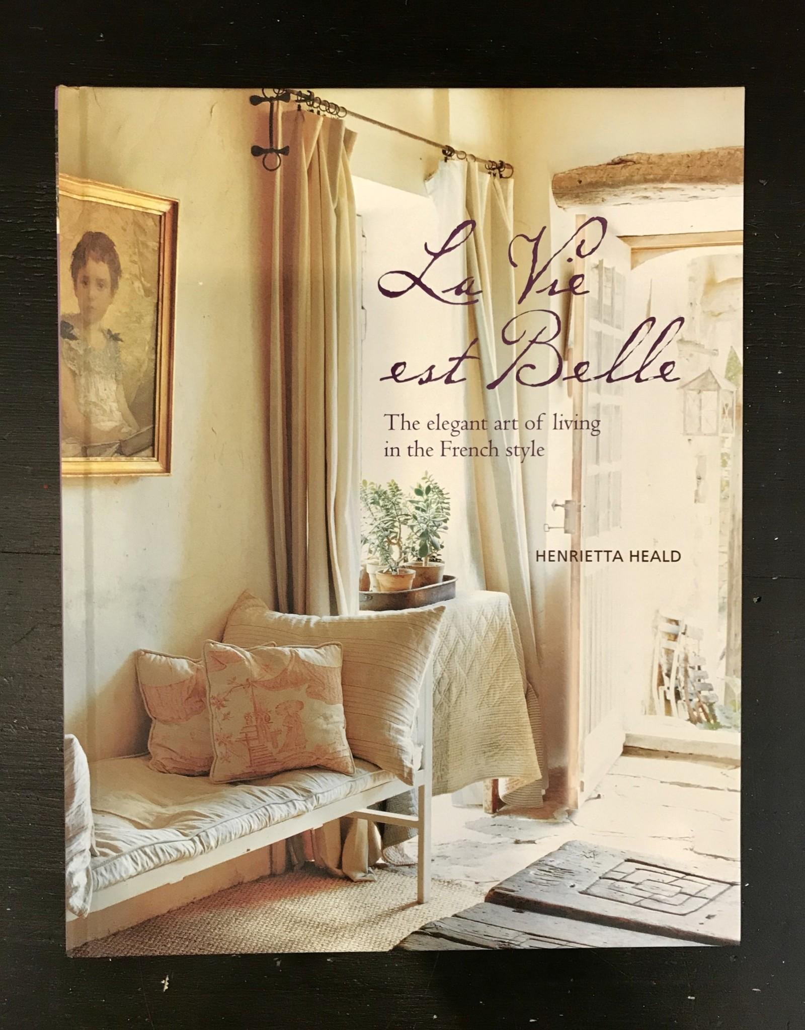 CGDistributors La Vie Est Belle - By Henrietta Heald!