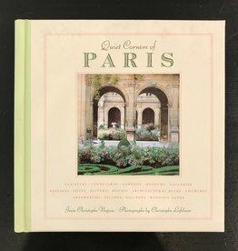 Quiet Corners of Paris - By Jean-Christophe Napias!