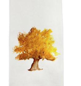 Towel - Fall Tree