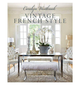 CGDistributors Vintage French Style - Carolyn Westbrook