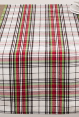 Plaid Table Runner - 6 ft.