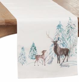 """Reindeer Table Runner - 16"""" x 70"""""""