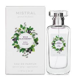 Wild Blackberry Eau de Parfum 1.7 oz.  - Mistral Classic Collection