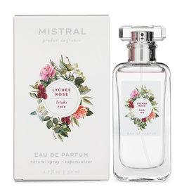 Mistral Eau de Parfum - Lychee Rose