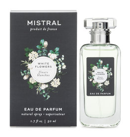 White Flowers - Mistral Signature Fragrance Eau de Parfum - 1.7 oz.