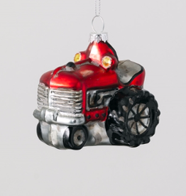 """Tractor Ornament - 4.5"""""""