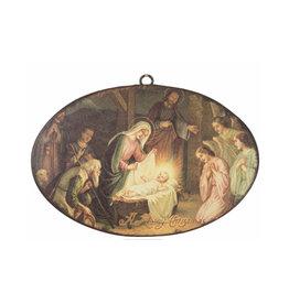 Ornament - Nativity