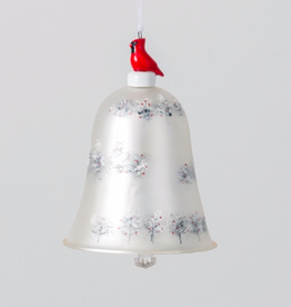 Tree/Berry Bell Ornament 5.5""