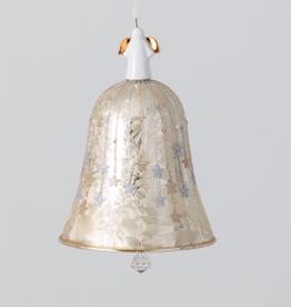 "Star Bell Ornament 6"""