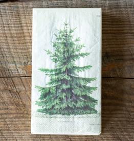 Park Hil Spruce Tree Guest Towel Dinner Napkin (paper)