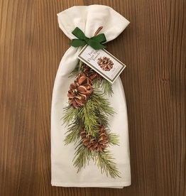 Pine Branch Towel Set