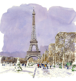 PGC Eiffel Tower in Winter