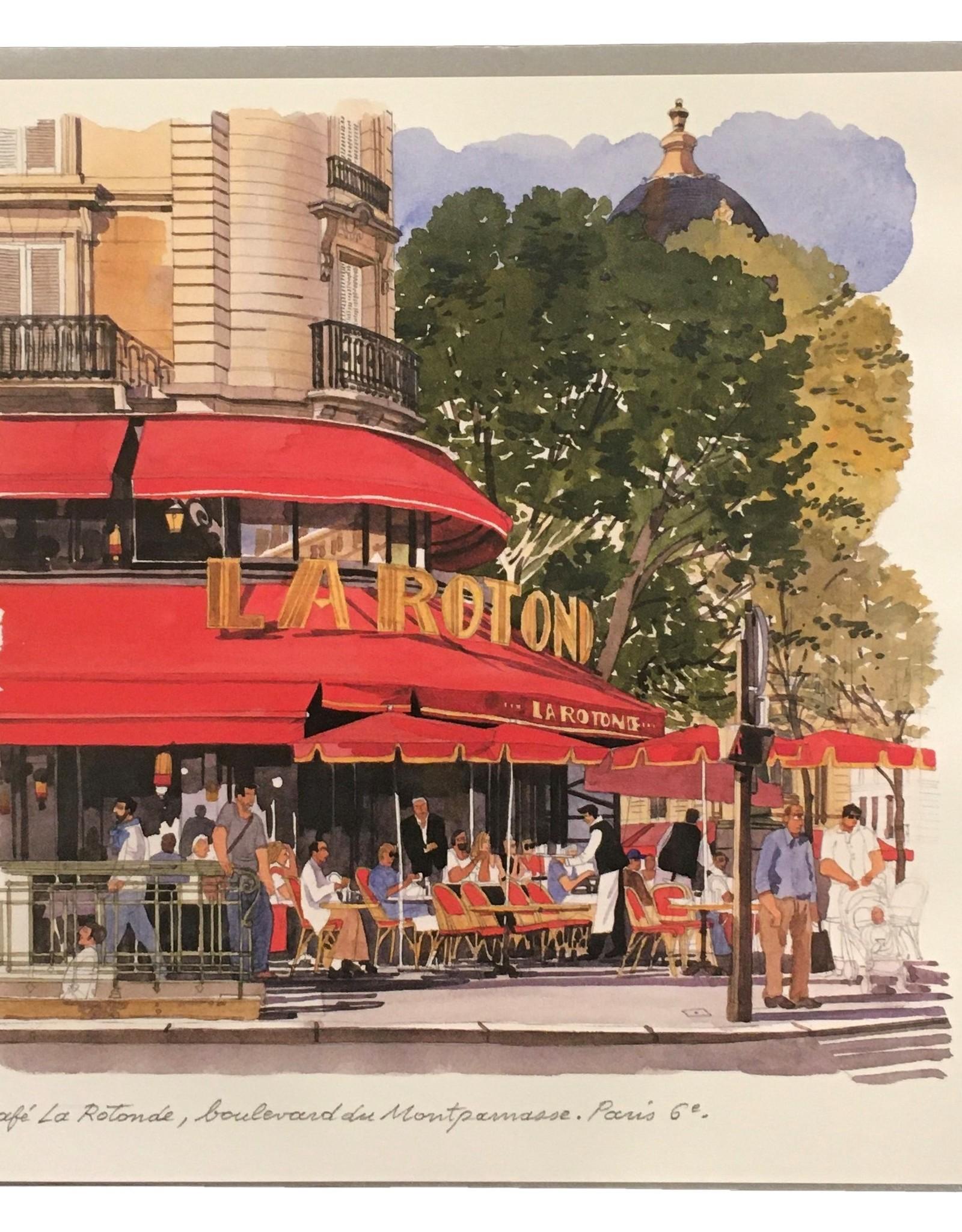 PGC Cafe La Rotonde, Boulevard  du Montparnasse, Paris