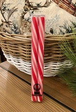 """Holiday Stripes Red Candy Cane - 12"""""""