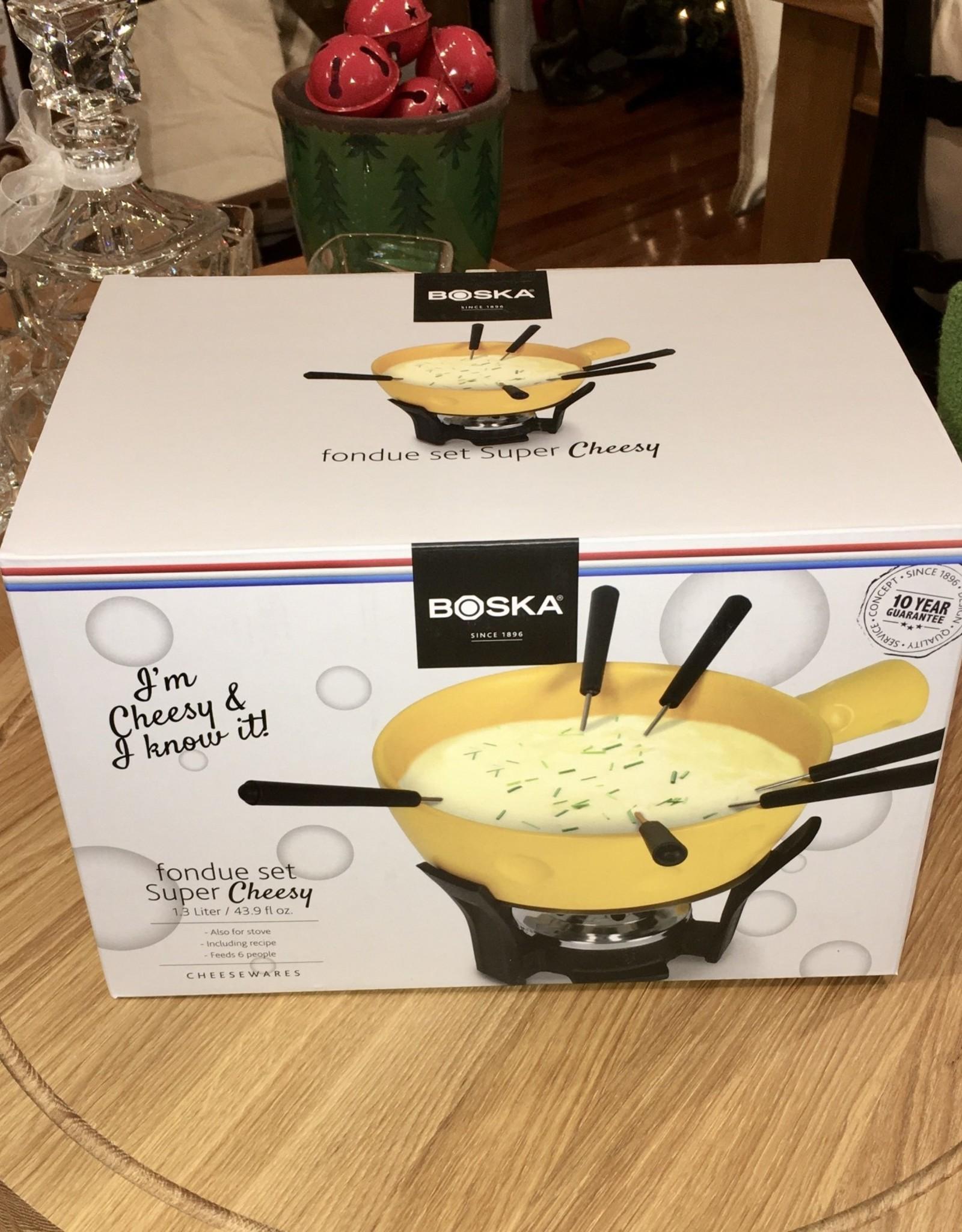 Boska Holland Fondue Set Super Cheesy - 44 fl oz (1.3 L)